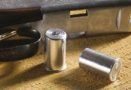 Klikkipatruuna kal. 12 metalli 2 kpl