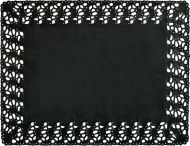 Duni Kakkupaperi 30x40 cm musta 12 kpl