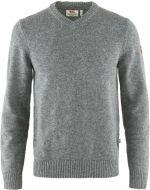 Fjällräven neule Övik V-neck Sweater M