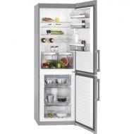 Aeg jääkaappi/pakastin RCB633ENX 220/93 L teräs