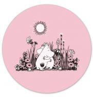 Optodesign pannunalunen 21 cm Moomin Hug