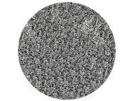 Pisla matto Brisbane Ø 90 cm musta/valk.