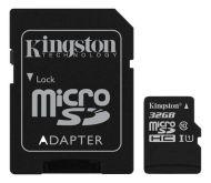 Kingston Muistikortti Micro-SD 32 gb