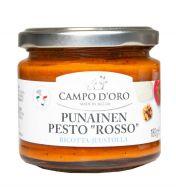 """Campo Doro punainen pesto """"Rosso"""" 180 g"""