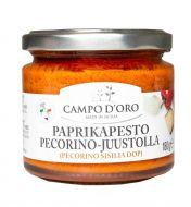 Campo Doro paprikapesto pecorinolla 180 g