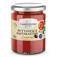 Campo Doro puttanesca pastakastike luomu 300 g