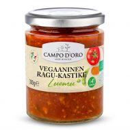 Campo Doro vegaaninen ragu-soijakastike luomu 300 g