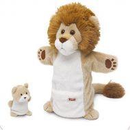 Leijona käsinukke