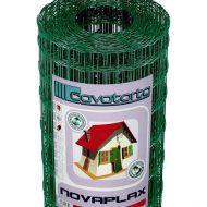 Lektar Novaplax-aitaverkko 180 cm hitsattu vihreä 25 m/rll 4324075