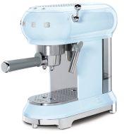 Smeg espressokeitin ECF01PBEU sininen