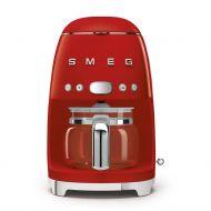 Smeg kahvinkeitin DCF02RDEU punainen