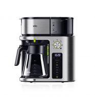 Braun kahvinkeitin Multiserve KF9170SI