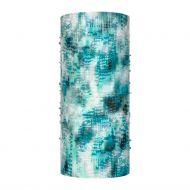 Buff tuubihuivi CoolNet UV+ Blauw Turquoise