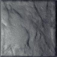 Pukkila Lattialaatta Kivi Antracite 9,7x9,7 cm