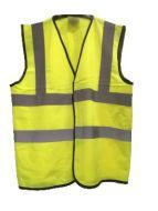 Heijastinliivi keltainen XL