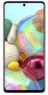 Samsung puhelin Galaxy A71 128GB hopea