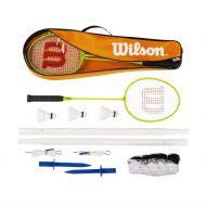 Wilson sulkapallomailasetti Badminton Set4