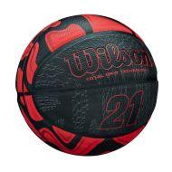 Wilson koripallo 21 Series Koko 7 musta/punainen