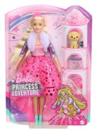 Barbie nukke Princess Adv Deluxe Princess