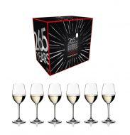 Riedel lasisetti Sauvignon blanc 6 kpl bonuspakkaus 265 v.