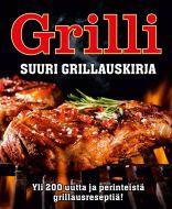 Readme Kirja Grilli - Suuri grillikirja Rachael Lane